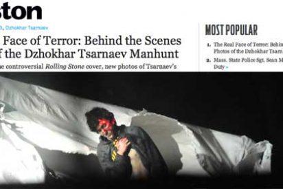 Un policía filtra duras fotos de la captura de Tsarnaev, autor del atentado de Boston, y es destituido