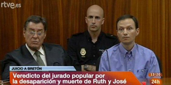 José Bretón, culpable del asesinato de sus hijos Ruth y José