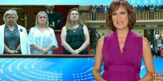 La reportera de TVE que atribuyó el 11-M a ETA es una 'pata negra' de... ¡CC.OO!