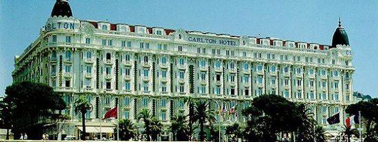 Un atracador solitario roba joyas por valor de 40 millones de euros en un hotel de Cannes
