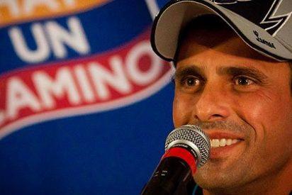 Capriles pide a la Iglesia que medie para superar la crisis en Venezuela