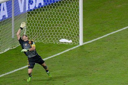 """'Loco' Gatti: """"Iker Casillas pudo hacer bastante más en dos de los goles de Brasil"""""""