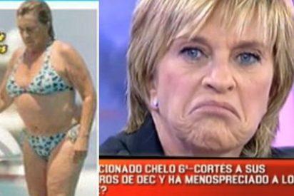 """A Chelo G. Cortés le cae la del pulpo por sus fotos a traición en QMD!: """"Parece Lauren Postigo"""""""