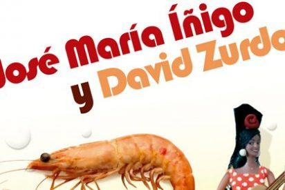 José María Íñigo y David Zurdo recogen con humor, algunas de las tradiciones que distinguen a nuestro país