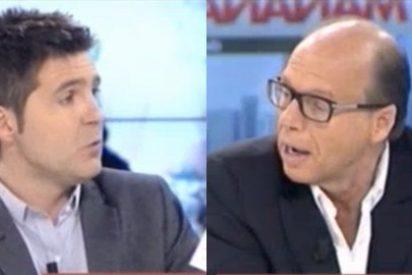"""Cintora: """"¡Jaime, que esto no es la rueda de prensa de Rajoy, aquí todos pueden hablar y no sólo el ABC!"""""""