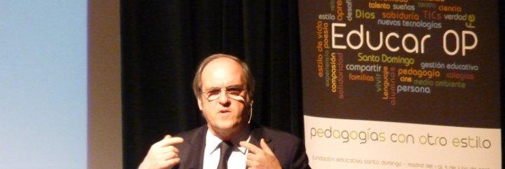 """Ángel Gabilondo: """"Educar es enseñar a elegir"""""""