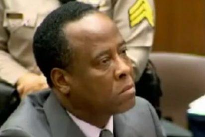 Conrad Murray, médico y responsable de la muerte de Michael Jackson, en libertad por buena conducta