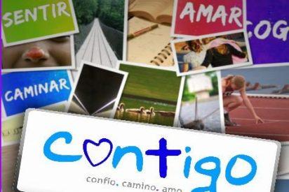 CONTIGO... confío, camino, amo