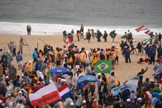 La JMJ, el mayor evento turístico de historia brasileña