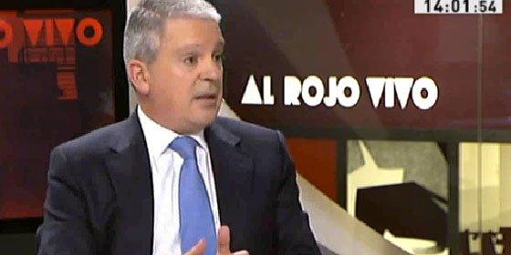 """Pablo Crespo: """"Me parece inverosímil que ahora pretenda decirse en el PP que no se conoce al señor Bárcenas"""""""