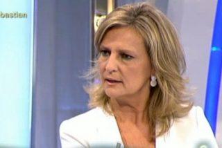 """Isabel San Sebastián sobre la sucesora de Griñán: """"Susana Díaz tardó diez años en estudiar una carrera de cinco, mientras el contribuyente subvencionaba el 80 por ciento del coste de su educación"""""""