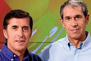 """Pedro Delgado: """"Echenique pidió un cambio de política para TVE, pero no se lo dan. Así que no sabes a quien echarle la culpa"""""""