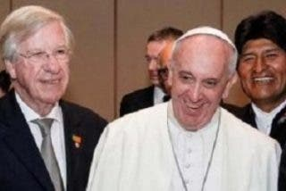 """Evo Morales: """"El Papa dijo que para ser cristiano hay que ser revolucionario, y yo lo soy"""""""