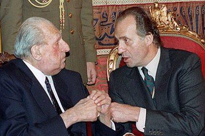 El Rey Juan Carlos gastó la herencia de Don Juan en pagar deudas de su padre