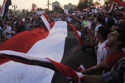 Un cámara filma su propia muerte durante una salvaje manifestación en Egipto