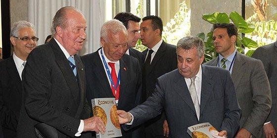 """El Rey Juan Carlos a Mohamed VI: """"Marruecos es un ejemplo de apertura y estabilidad"""""""