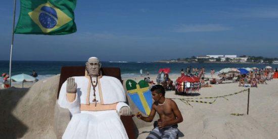 Los latinoamericanos se vuelcan en recibir al Papa Francisco