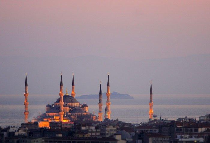 El Papa viajará a Estambul en 2014