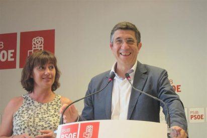 """Patxi López: """"La financiación de Baleares está bastante peor que la de Cataluña"""""""