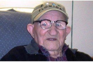 El hombre más viejo del mundo es un salmantino de 112 años que come bananas todos los días