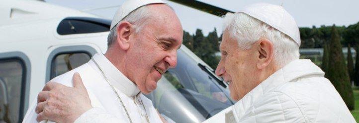Las claves de la encíclica escrita por Benedicto y firmada por Francisco
