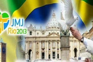 El Brasil que espera al Papa: Católico pero menos