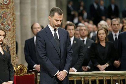 Santiago de Compostela despide a los muertos del Alvia