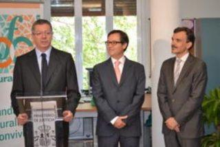Gallardón inaugura la sede de la Fundación Pluralismo y Convivencia