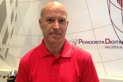 """Santi García Bustamante: """"Cuando Simeone vea que no puede competir con Madrid y Barça, romperá la baraja"""""""