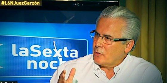 """Baltasar Garzón: """"Fui perseguido para quitarme del caso Gürtel"""""""
