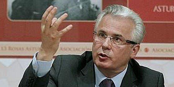 Garzón exige volver a ser juez, alegando que el presidente del TC era del PP