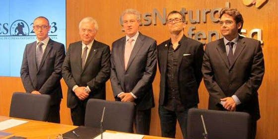 El Festival de Sitges y Gas Natural Fenosa renuevan su patrocinio