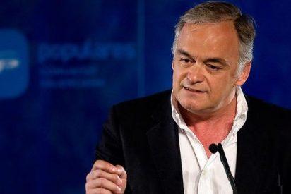 """González Pons: """"Rajoy vendrá al Parlamento a hablar del caso Bárcenas cuando obligue la política"""""""