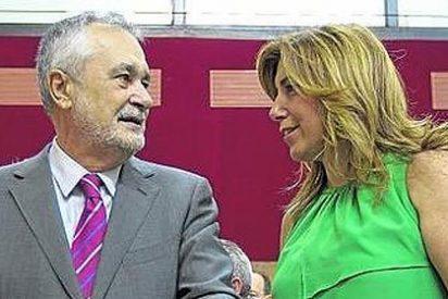 Sólo 'El País' duda de que la espantada de Griñán se deba al pufo de los ERE