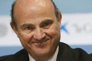 """Luis de Guindos: """"La recesión ha quedado atrás y habrá recuperación"""""""
