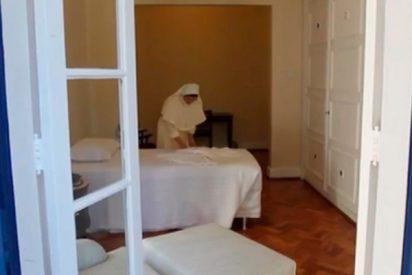 Así será la habitación del Papa en Río