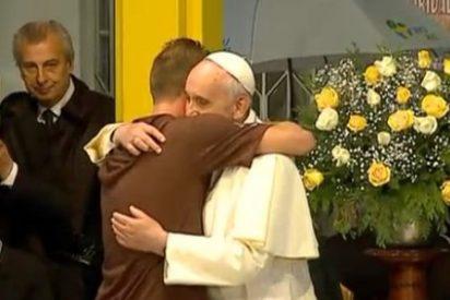 Me restriego los ojos ante este Papa