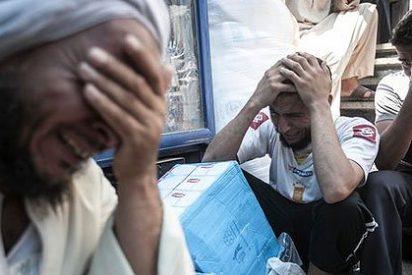 Al menos 100 muertos y 1000 heridos en choques entre militares e islamistas en Egipto