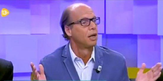 """Jaime González: """"¿Qué puede aportar Garzón a la reforma del sistema? Pero si fue un mal juez y mal político"""""""