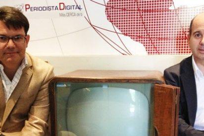 """Moreno (PP): """"No puede ser que un trabajador de TVE cobre por hacer su trabajo y además de la SGAE por unos derechos que no tiene"""""""