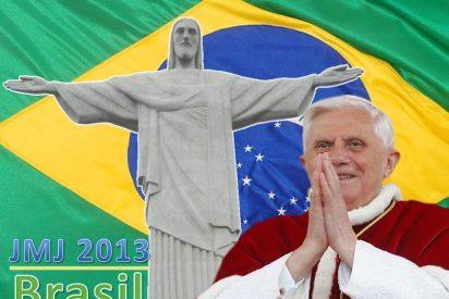 Francisco lanzará un mensaje escrito por Benedicto XVI a los jóvenes de Rio