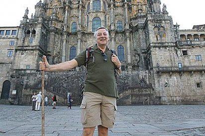 José Blanco, el 'peregrino imputado', acaba el Camino de Santiago como un 'campeón'