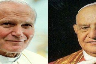 Juan XXIII y Juan Pablo II subirán juntos a los altares