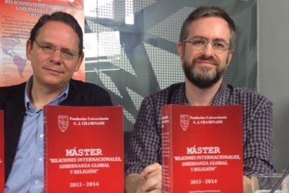 """Juan Muñoz y Sergio Suárez: """"La religión puede impulsar un cambio social hacia la justicia"""""""