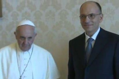 El Papa aborda con Enrico Letta el desempleo juvenil en la UE