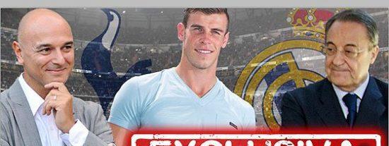 Real Madrid y Bale llegan a un acuerdo por seis temporadas y diez millones al año