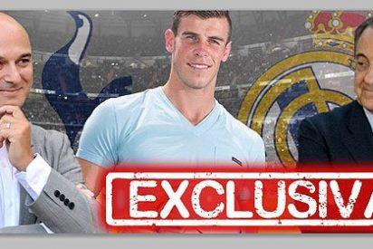 """Daniel Levy: """"No os lleváis a Bale al Real Madrid ni por 150 millones"""""""