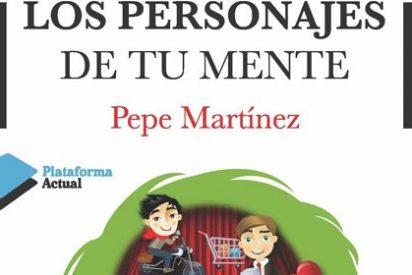 Pepe Martínez presenta descubre los distintos personajes interiores que actúan en nuestra conciencia