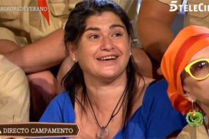 """Las piernas de Sonia Ferrer, el estigma de Olvido Hormigos y una """"gorda"""" y arruinada Lucía Etxebarría en el estreno de 'Campamento de verano'"""