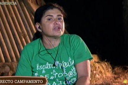 """El despiadado ataque de Kiko Hernández contra Lucía Etxebarría: """"Reivindica la sanidad pública pero es una reinona que menosprecia el dinero"""""""